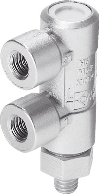 FESTO Piloted check valve - Model: HGL-M5-B - Part No: 530029