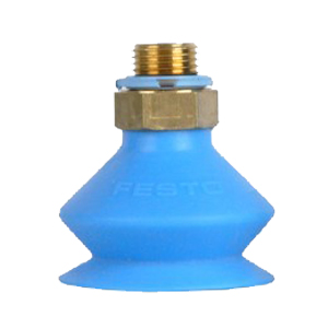 FESTO suction cup - Model: VASB-8-M5-PUR-B - Part No: 1395637
