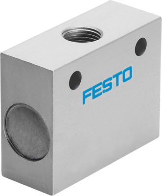 FESTO OR Gate - Model: OS-1/8-B - Part No: 6681