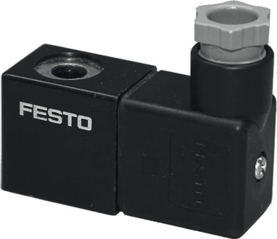 FESTO Solenoid Coil - Model: MSFW-110-50/60 - Part No: 6720